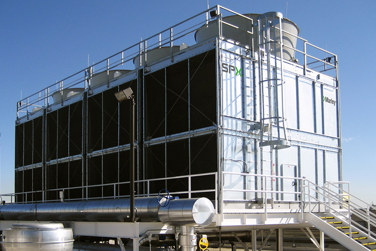 Cooling Tower Installation & Repair Contractors