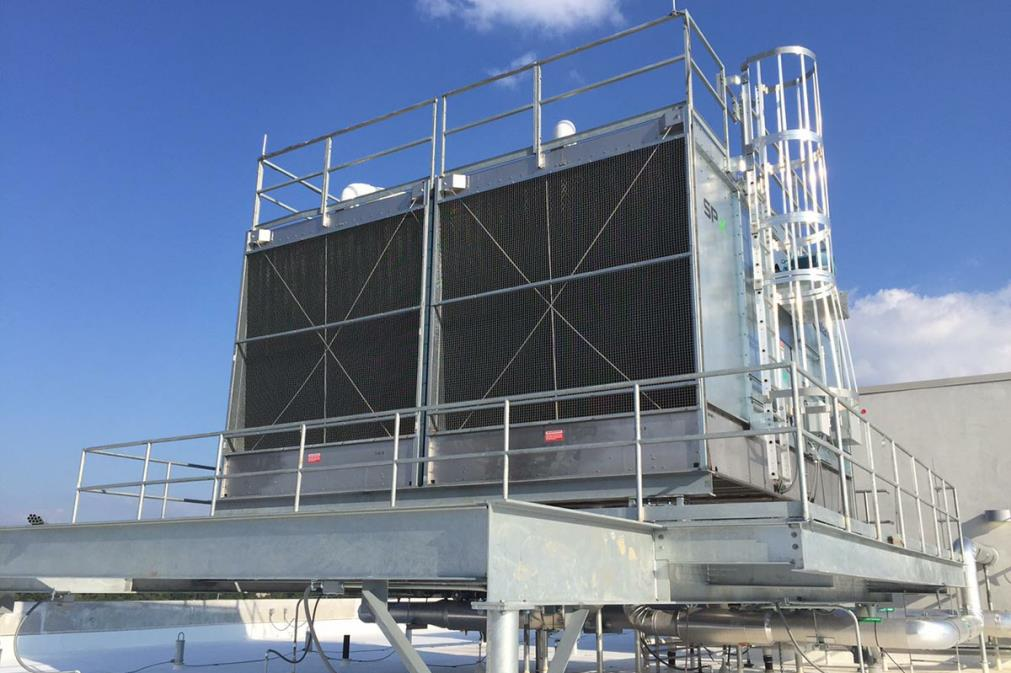 MASS Cooling Tower Design/Installation, Reconstruction & Maintenance in Massachusetts