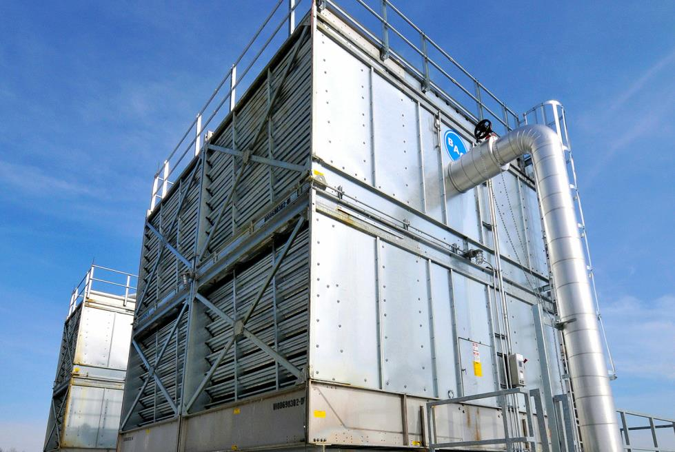 New York Cooling Tower Installation, Repair & Retrofitting in New York (NY)