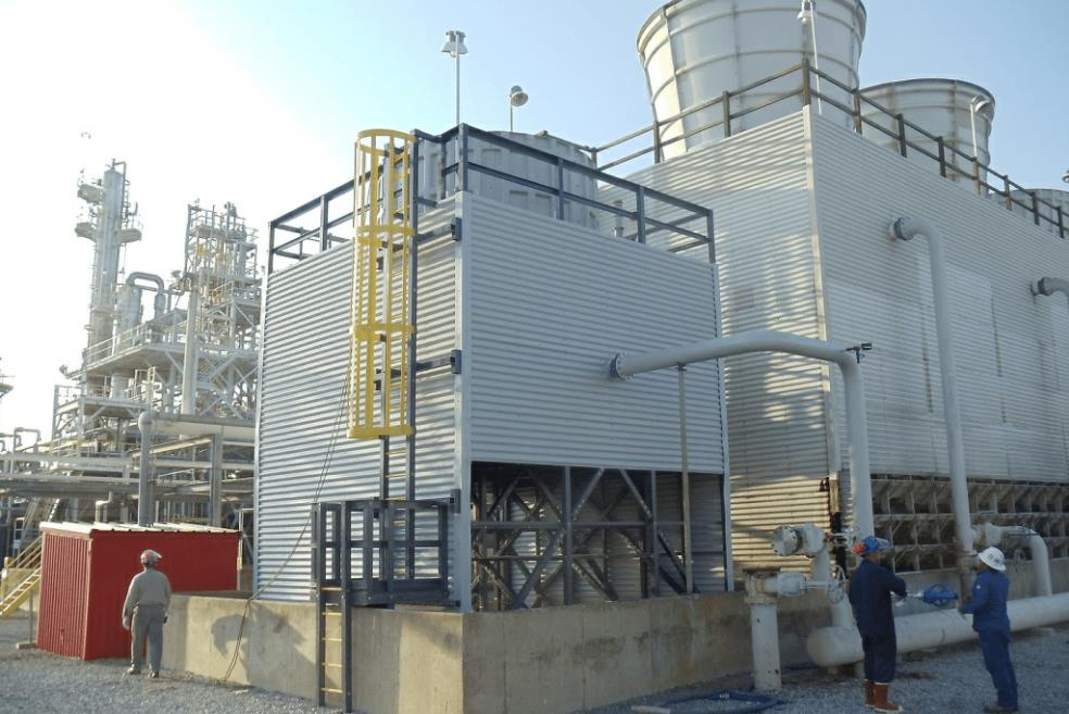 Texas Cooling Tower Installation Repair & Maintenance Contractors in Texas
